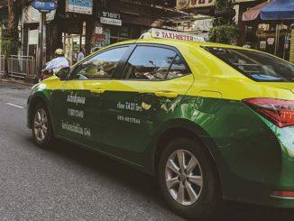 แท็กซี่ไทย